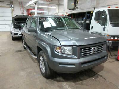 FRONT PASSENGER SEAT BELT & RETRACTOR ONLY Ridgeline 07-14 BLACK 1012133