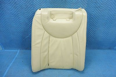 01  02 03 Lexus LS430 Rear Seat Right Upper Cushion Tan 71480-50880-C4 OEM