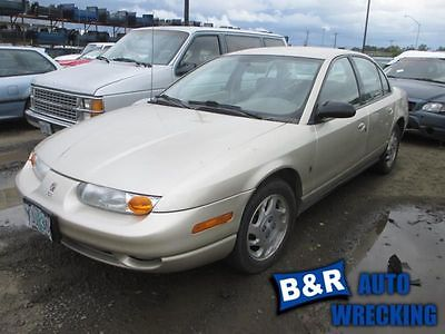 PASSENGER RIGHT HEADLIGHT SEDAN FITS 00-02 SATURN S SERIES 9119285 114-00701R 9119285