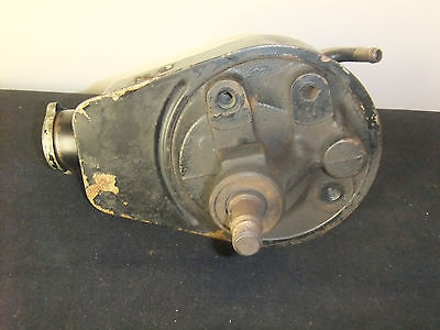 1971-1974 Pontiac Bonneville, LeMans, Catalina, Grand Prix Power Steering  Pump