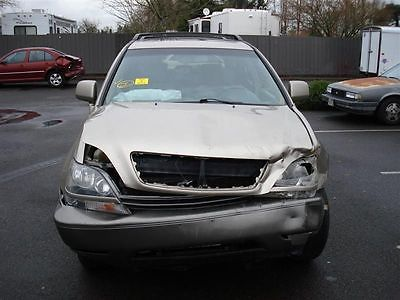 CHASSIS ECM ABS WITHOUT TRACTION AWD FITS 99-00 LEXUS RX300 2727273