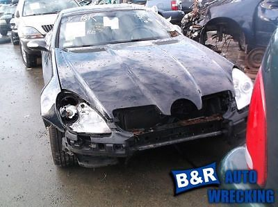 06 07 08 MERCEDES SLK280 WIPER TRANSMISSION 171 TYPE SLK280 SLK350 AND SLK55 8719942