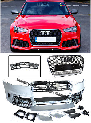 Genuine Spoiler Right Outer AUDI A6 Avant S6 Quattro A6l Rs6 Plus Qu 4B0853888