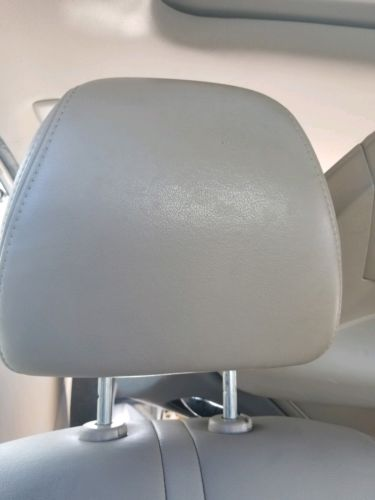 2012 Nissan Altima headrest Passenger Side Front leather OEM original beige 206.DA1J12