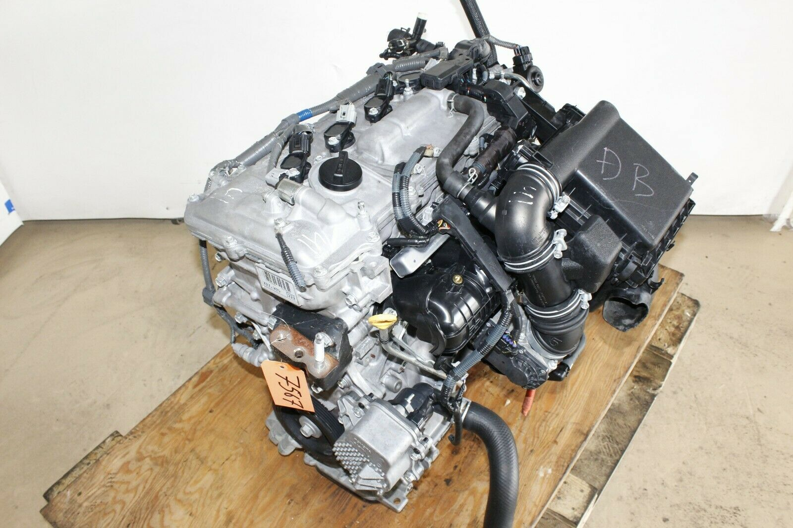 JDM 2011 2012 2013 2014 2015 2016 2017 Lexus CT200h Engine Motor 1.8L 2ZRFXE 2ZR