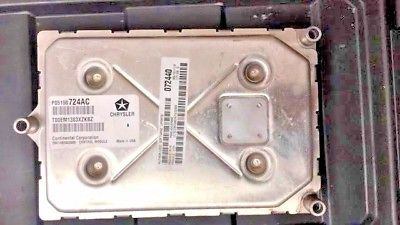 13 Caravan or Town and Country Engine Computer ECM ECU P05150724AC 5150724AC