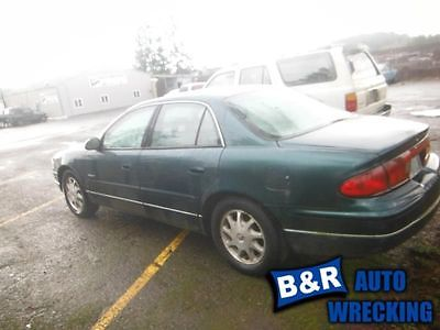 98 BUICK REGAL AUTOMATIC TRANSMISSION 6-231 3.8L W/O SUPERCHARGED OPTION 8856389 400-03281 8856389