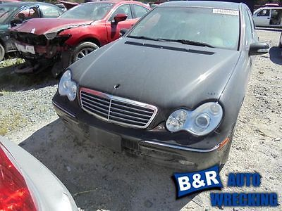 TURBO/SUPERCHARGER 203 TYPE C230 COUPE SEDAN FITS 03-05 MERCEDES C-CLASS 9472405