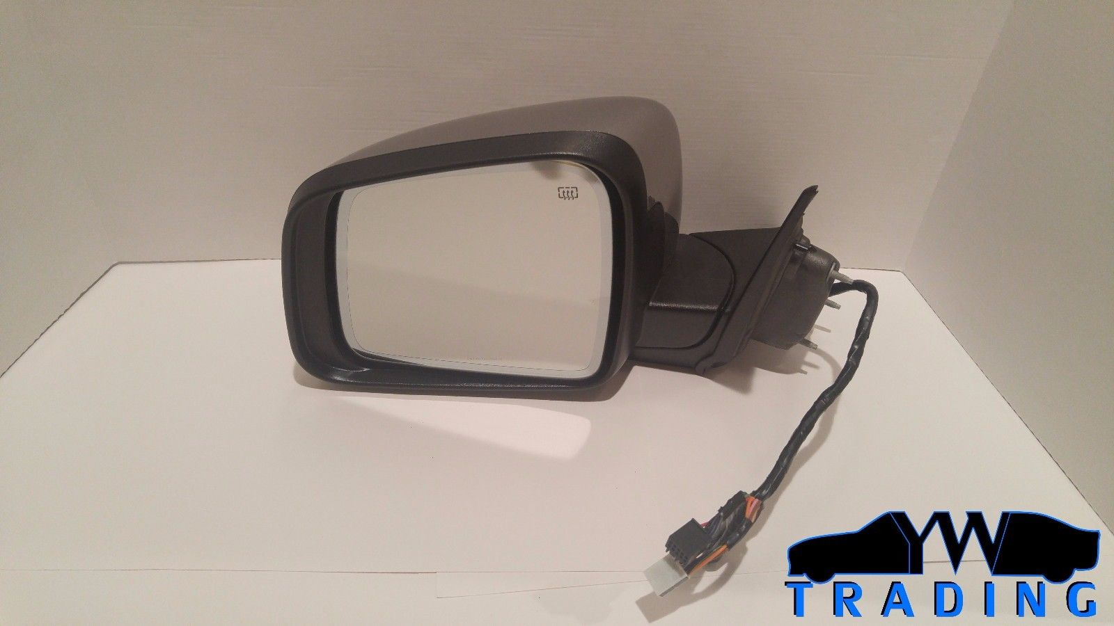 2013 - 2016 DODGE DURANGO OEM LEFT SIDE MIRROR POWER/FOLD ABLE/SIGNAL 5SH45JSCAB