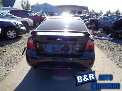 TURBO/SUPERCHARGER 2.5L FITS 07-09 LEGACY 9509359 321-50677 9509359