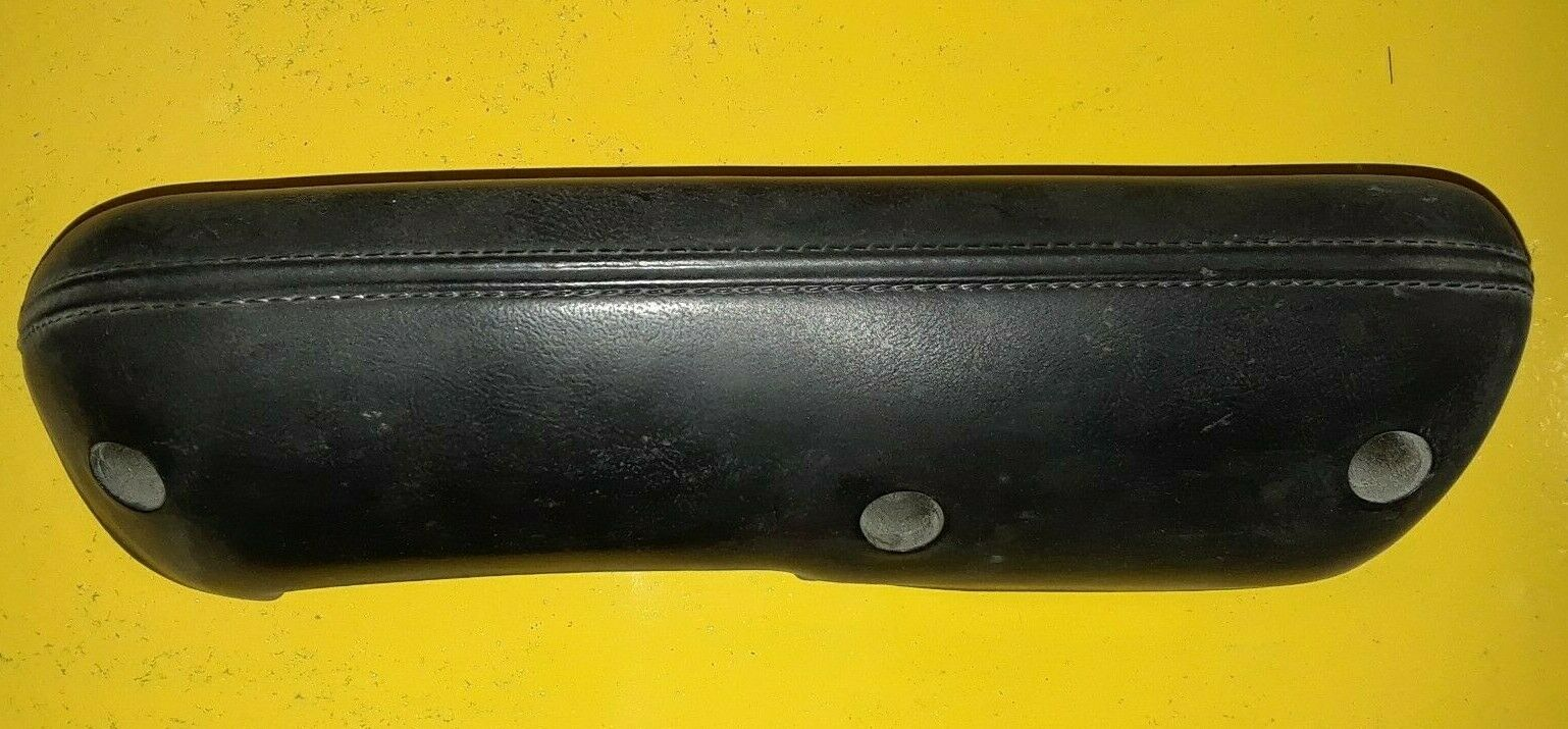 FORD OEM FRONT RIGHT DOOR PANEL ARMREST BLACK D0TB-1024140-AW