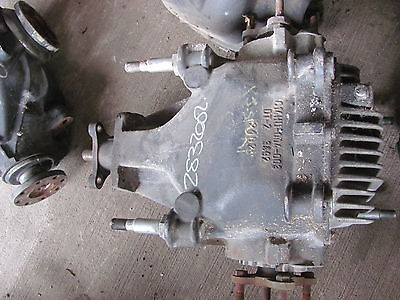 Jaguar xj8 xj8l vanden plas rear differential 1998 1999 2000 2001 2002