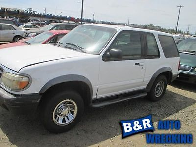 TEMPERATURE CONTROL WITHOUT ELECTRIC VEHICLE W/AC FITS 98-01 EXPLORER 7874537 655-00698 7874537