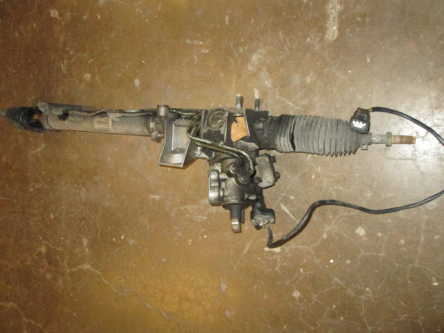 VOLVO S80 1999-2000-2001-2002-2003 RACK AND PINION