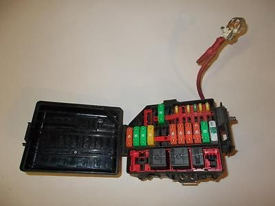 99-04 Ford Mustang Fuse Relay Block Panel Box Tested 3R33-14290-EB ECM10104JYN