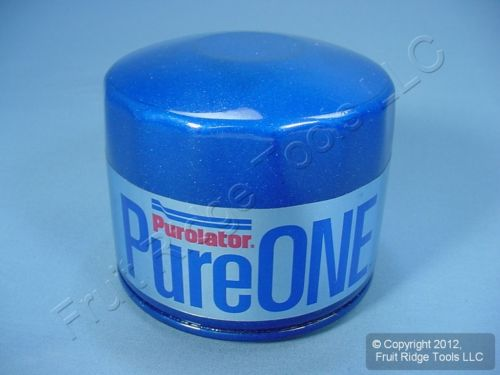 Pure ONE by <em>Purolator</em> PL10291 <em>Oil</em> <em>Filter</em> 86 87 Integra 79-87 Accord Civic CRX