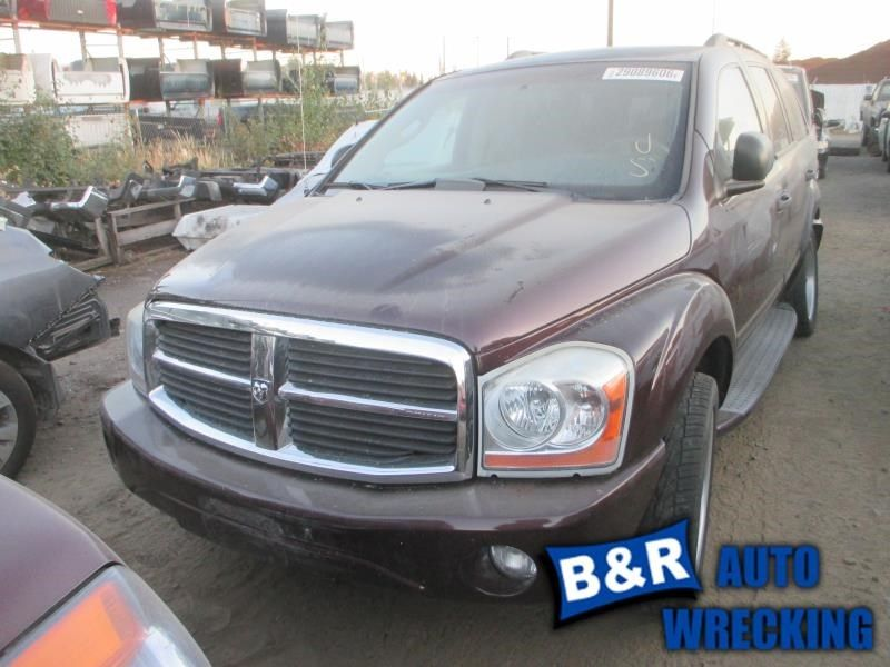 CARRIER FRONT 3.55 RATIO FITS 04-09 DURANGO 9593777