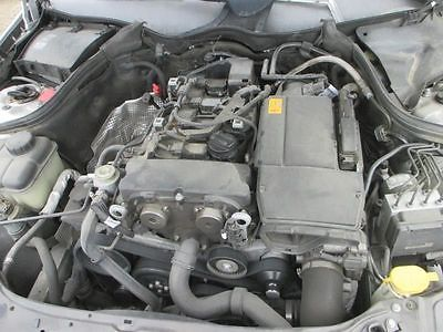 TURBO/SUPERCHARGER 203 TYPE C230 COUPE SEDAN FITS 03-05 MERCEDES C-CLASS 9399806 321-53320 9399806