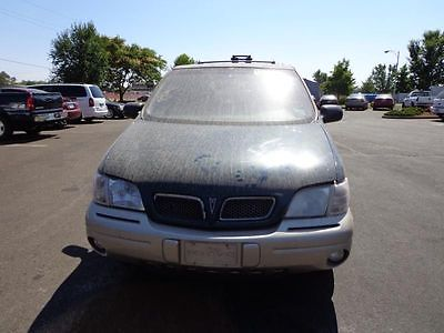 CHASSIS ECM ABS WITHOUT TRACTION CONTROL FITS 97-99 SILHOUETTE 5555157