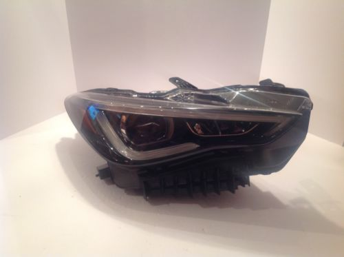 2017 Infiniti Q60 Right Passenger Side Full LED Non-afs Headlight OEM TESTED 260105CH0A