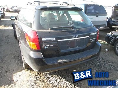 05 06 07 08 09 OUTBACK LEGACY L. FRONT DOOR GLASS 9173081 277-59158L 9173081