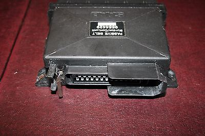 1988 1989 Classic Saab 900 Hatchback Automatic Seat Belt Control Unit 9554429