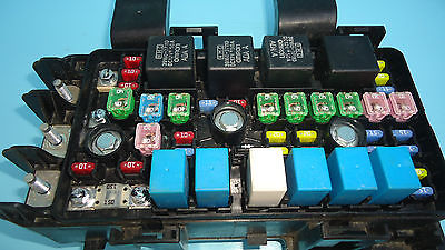 06 07 08 hyundai sonata azera v6 under hood fuse box oem. Black Bedroom Furniture Sets. Home Design Ideas
