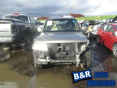 ALTERNATOR 3.8L 6 CYL FITS 04-06 MONTERO 9946685 601-55856 9946685