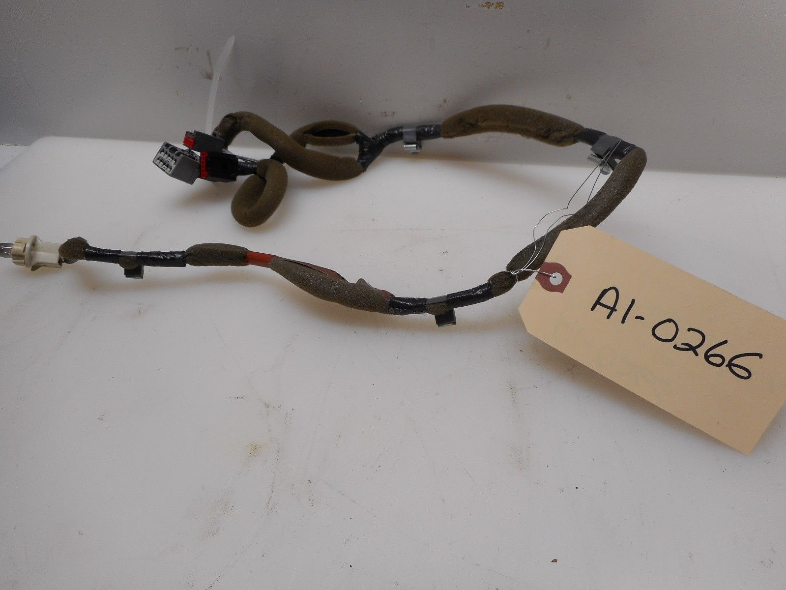 2000 Lincoln Ls Right Passenger Door Panel Wire Harness Wiring Xw4t 14a205 Ad Does
