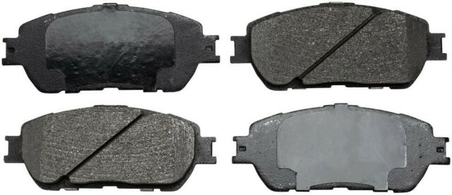 Disc Brake Pad Set-ProSolution Ceramic Brake Pads Front Monroe GX906 GX906