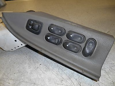 Master Power Window Switch LH 1998 Ford Windstar, gray