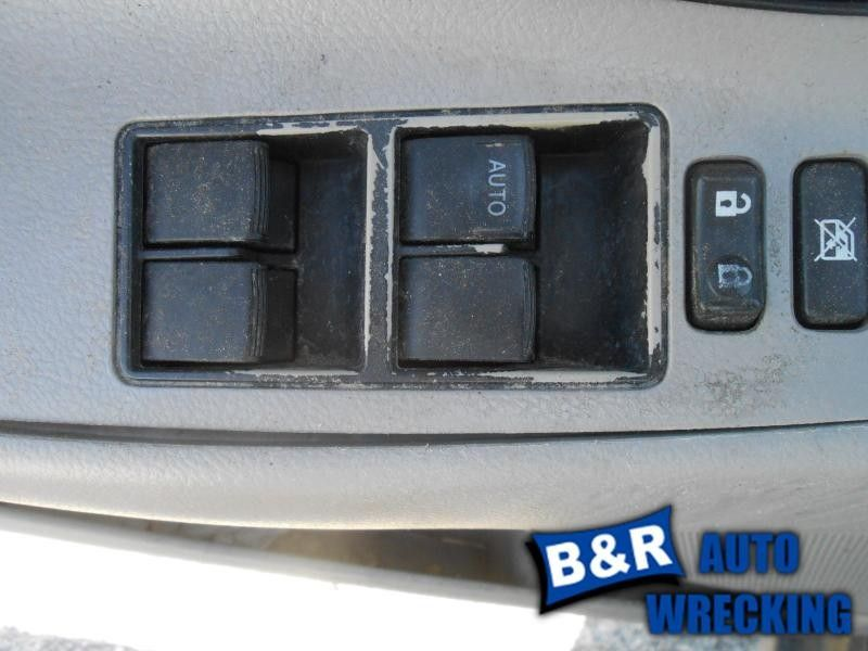 DRIVER FRONT DOOR SWITCH DRIVER'S MASTER VIN E 5TH DIGIT LE FITS YARIS 4785595