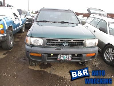 ALTERNATOR FITS 96 <em>PATHFINDER</em> 9607287