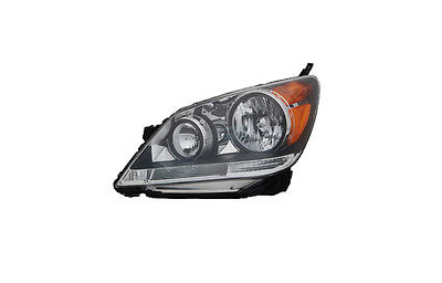 Replacement Depo 317-1144L-AS2Y Driver Side Headlight For 08-09 Honda Odyssey