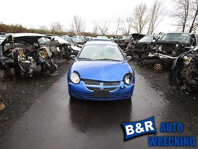 05 NEON AUTOMATIC TRANSMISSION 4 SPEED 8539616 400-04641 8539616