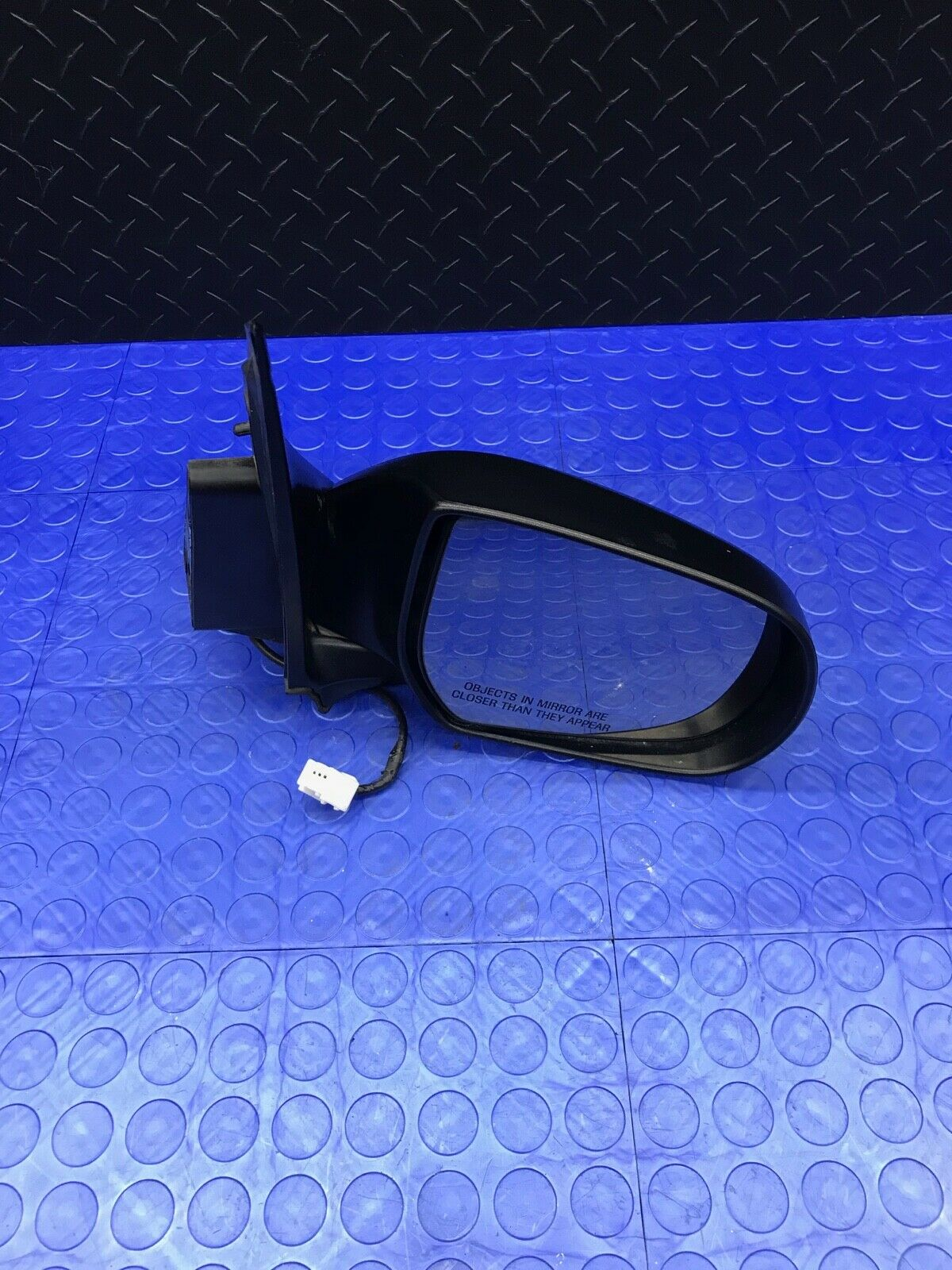 OE Ford Escape Part Black RH Right Passenger Side Power Mirror Assembly Does not apply