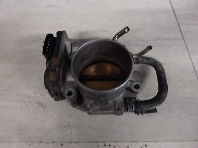 2003 TOYOTA SEQUOIA 4.7L THROTTLE BODY VALVE 300K