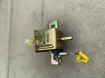 1980 - 1994 Classic Saab 900 SPG Turbo Heater Controls Vacuum Switching Valve
