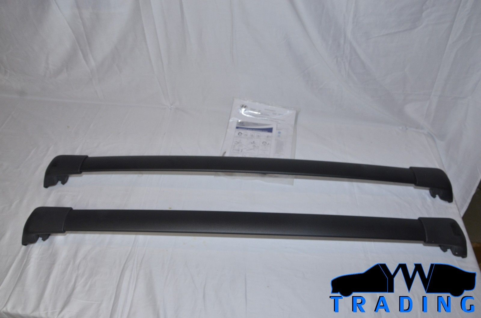 2015 - 2017 HYUNDAI TUCSON STEEL ROOF RACK CROSS BAR - D3021 ADU00 D3021 ADU00