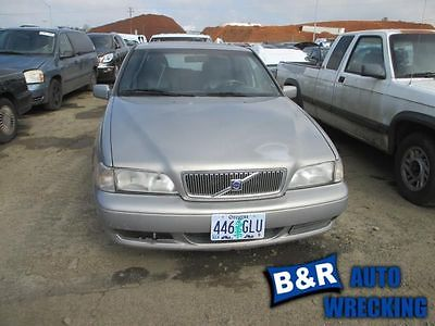 99 01 02 03 04 VOLVO V70 TURBO/SUPERCHARGER 2.4L ENGINE ID 8601692 9064365