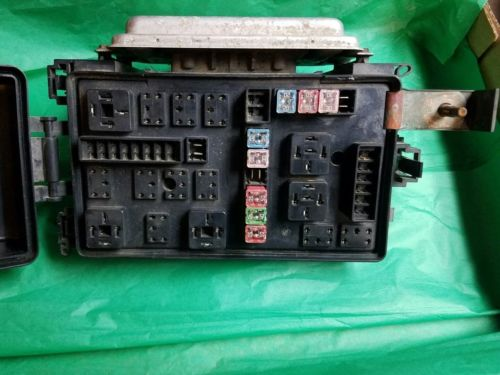2006 Chrysler 300 Fuse Box For Sale : Front control module chrysler page