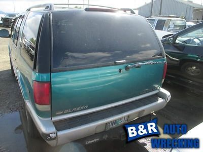 95 96 97 98 99 00 01 02 03 04 05 S10 BLAZER R. REAR DOOR GLASS 9028252 278-05722R 9028252