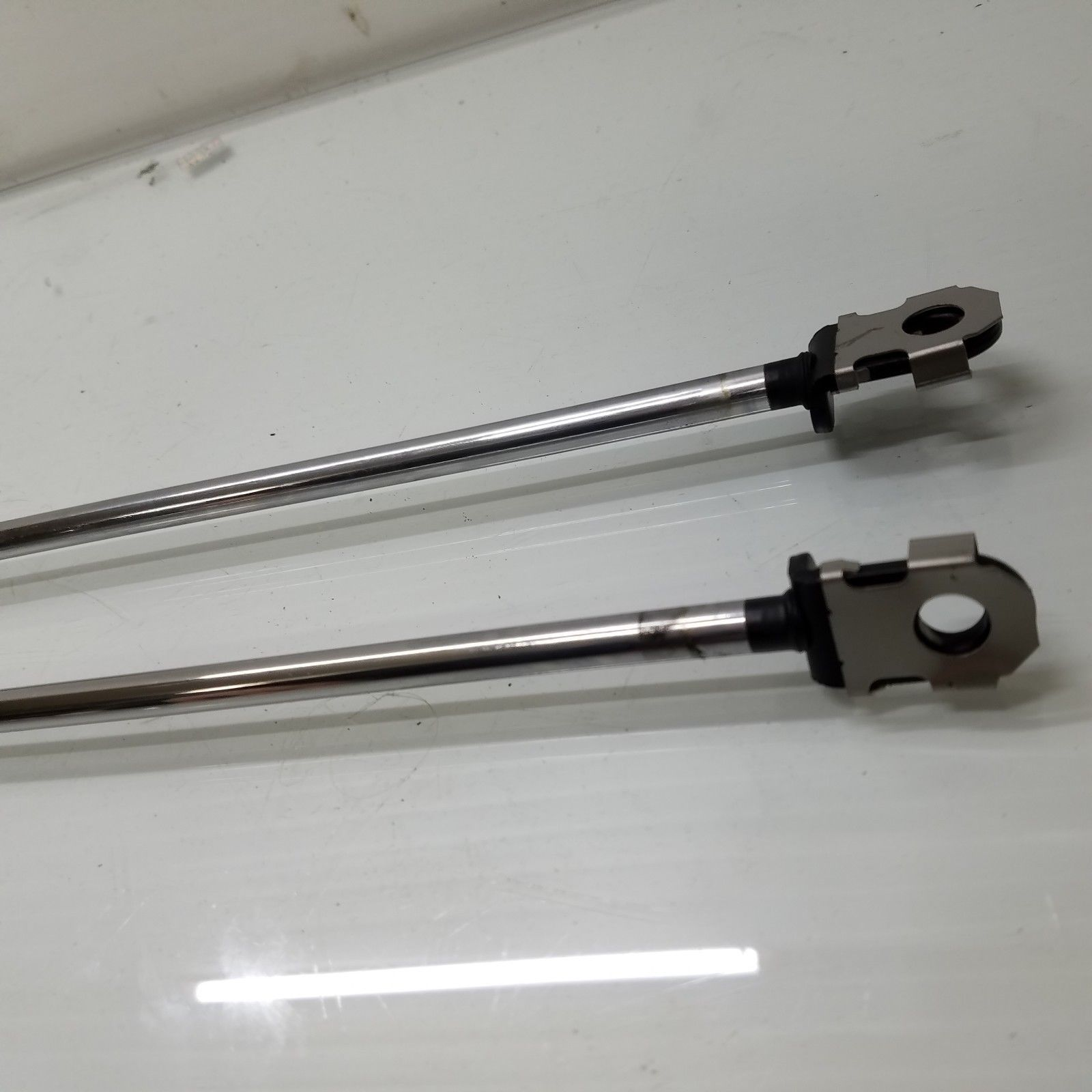 2006-2007-2008 LEXUS IS250 IS350 LEFT & RIGHT TRUNK SHOCK STRUT LIFTERS PAIR OEM Does Not Apply is5lex