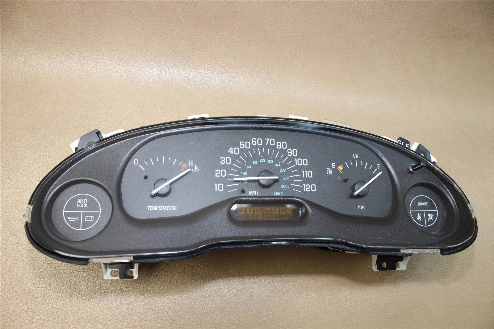 *REMAN* 97-04 BUICK CENTURY INSTRUMENT CLUSTER SPEEDOMETER GLE 16251854 Does Not Apply 864(1) - 7.2.18 NOON T1 *PROGRAM*