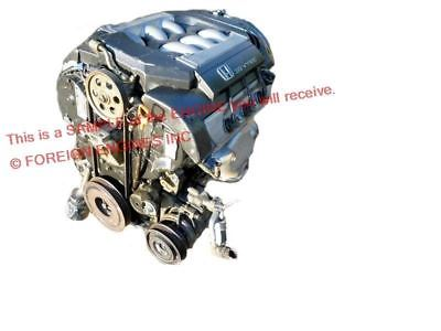 2000 2001 2002 HONDA ACCORD 3.0L V6 REPLACEMENT ENGINE FOR J30A1 300-80131 8043