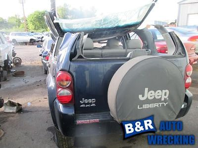 05 06 07 JEEP LIBERTY CROSSMEMBER/K-FRAME FRONT 3.7L 9178641 477-04013 9178641