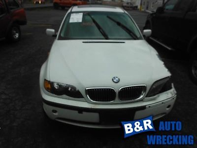 02 BMW 325I AUTOMATIC TRANSMISSION XI AWD 8872395
