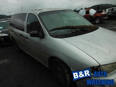 ALTERNATOR 6-183 3.0L WITHOUT SHO FITS 93 96-99 SABLE 7708316 601-00653 7708316