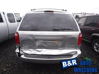 ALTERNATOR 3.8L 160 AMP FITS 01-07 CARAVAN 9885885 601-00903B 9885885