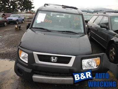05 06 HONDA ELEMENT TRANSFER CASE AWD AT 7246920 7246920